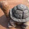 5 verschillende Keramische grote dieren-365