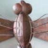 Libellen 60 cm donker bruin-157