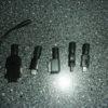 Zonnepaneel met 2 led lampen met 12 lampjes-425